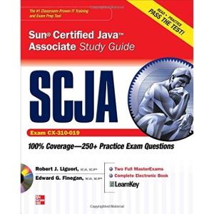 SCJA Sun Certified Java Associate Study Guide (Exam CX-310-019) (Certification Press)
