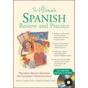 The Ultimate Spanish Review and Practice w/CD-ROM (Uitimate Review and Reference Series)