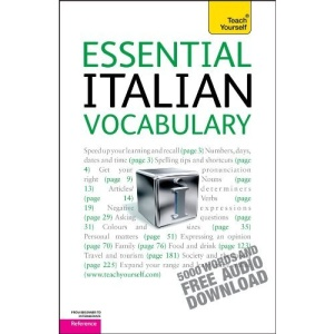 Essential Italian Vocabulary (Teach Yourself: Reference)