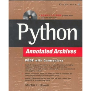 Python Annotated Archives
