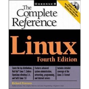 Linux: The Complete Reference, 4th Edition (Osborne Complete Reference Series)