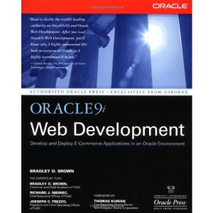 Oracle9i Web Development (Osborne Oracle Press Series)