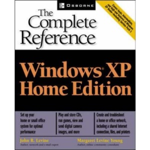 Windows XP Home Edition (The Complete Reference)