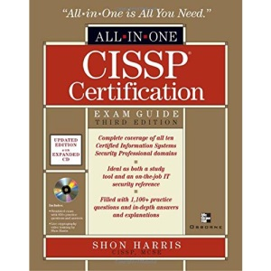 CISSP All-in-One Exam Guide (All-in-one S.)