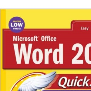 Microsoft Office Word 2003 QuickSteps