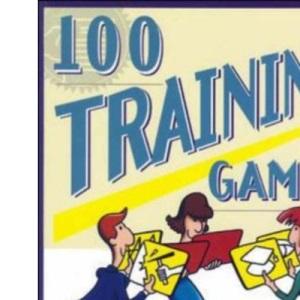 100 Training Games (McGraw-Hill Training Series)