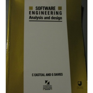 Software Engineering: Analysis and Design (International Software Engineering)