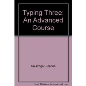 Typing Three: An Advanced Course