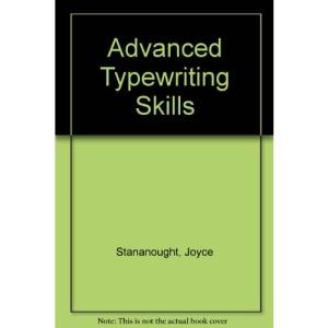 Advanced Typewriting Skills