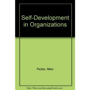 Self-development in Organizations