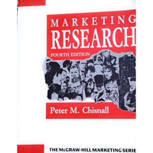 Marketing Research (MCGRAW HILL SERIES IN MARKETING)