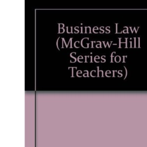 Business Law (McGraw-Hill series for teachers)