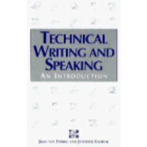 Technical Writing and Speaking: An Introduction