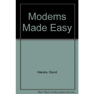 Modems Made Easy