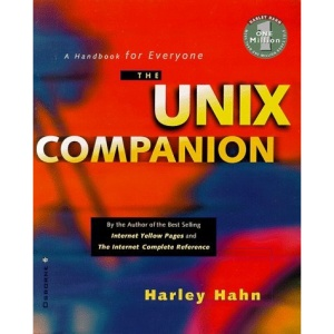 Unix Companion: A Hands-On Introduction for Everyone