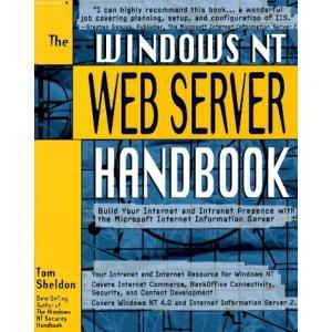 Windows NT Web Server Handbook