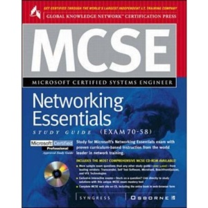 MCSE Networking Essentials (Exam 70-58) (Certification Study Guides)