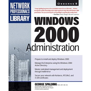 Windows 2000 Administration (Network Professional's Library)