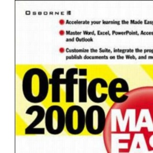 Office 2000 Made Easy: The Basics and Beyond (Made easy series)