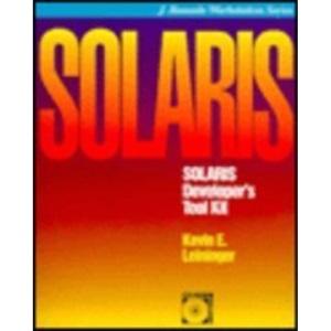 Solaris Developer's Tool Kit (J.Ranade Workstation S.)