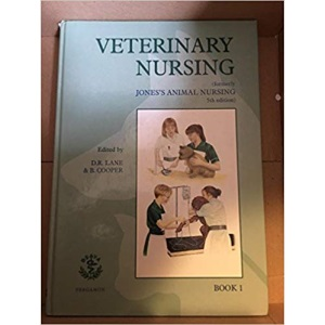 Veterinary Nursing (Pergamon Veterinary Handbook)
