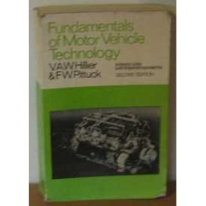 Fundamentals of Motor Vehicle Technology