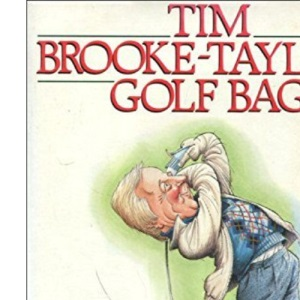 Tim Brooke-Taylor's Golf Bag