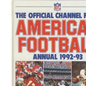 The Official Channel Four American Football Annual 1992-93