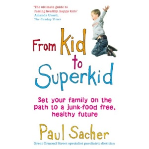 From Kid to Superkid: Set your family on the path to a junk-food free, healthy future