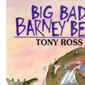 Big, Bad Barney Bear (Red Fox picture books)