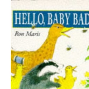 Hello, Baby Badger (Red Fox picture books)