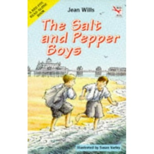 The Salt and Pepper Boys (Red Fox read alone books)