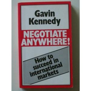 Negotiate Anywhere!