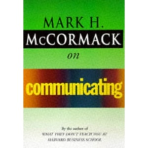 McCormack on Communicating