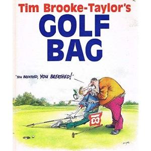 Tim Brooke-Taylor's Golf Bag