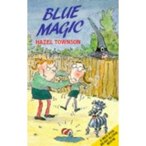 Blue Magic (Red Fox read alone books)
