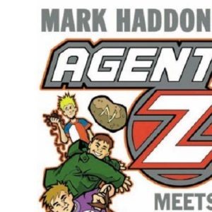 Agent Z and the Masked Crusader (Red Fox fantastic stories)