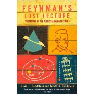 Feynman's Lost Lecture: The Motions of Planets Around the Sun