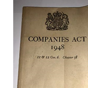 Companies Act 1948