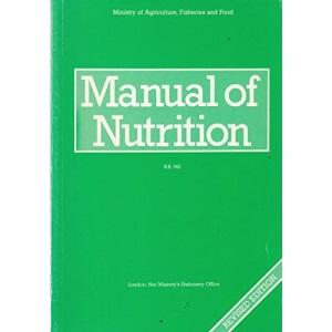 Manual of Nutrition