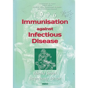 Immunisation Against Infectious Disease 1996