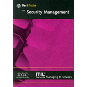 Security Management (ITIL): Part 14 (IT Infrastructure Library)