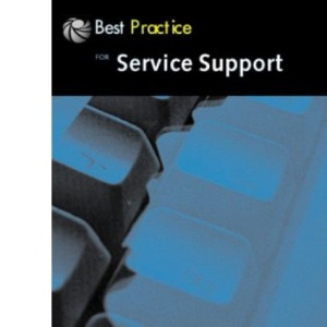 Service Support (CCTA): Part 15 (IT Infrastructure Library)