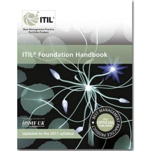 ITIL foundation handbook [pack of 10]
