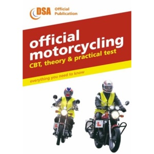 Official Motorcycling Compulsory Basic Training, Theory and Practical Test (Driving Skills)