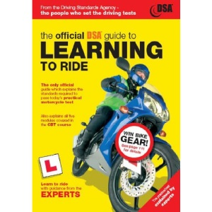 The Official DSA Guide to Learning to Ride 2005