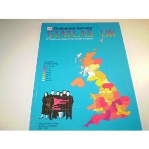 Ordnance Survey Statlas UK: Statistical Atlas of the United Kingdom