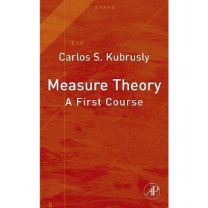 Measure Theory: A First Course