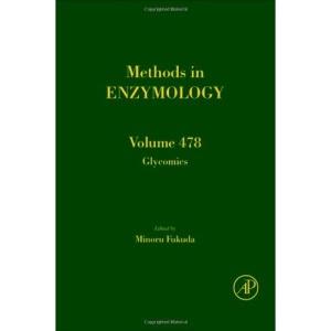 Glycomics: 478 (Methods in Enzymology)
