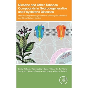 Nicotine and Other Tobacco Compounds in Neurodegenerative and Psychiatric Diseases: Overview of Epidemiological Data on Smoking and Preclinical and Clinical Data on Nicotine